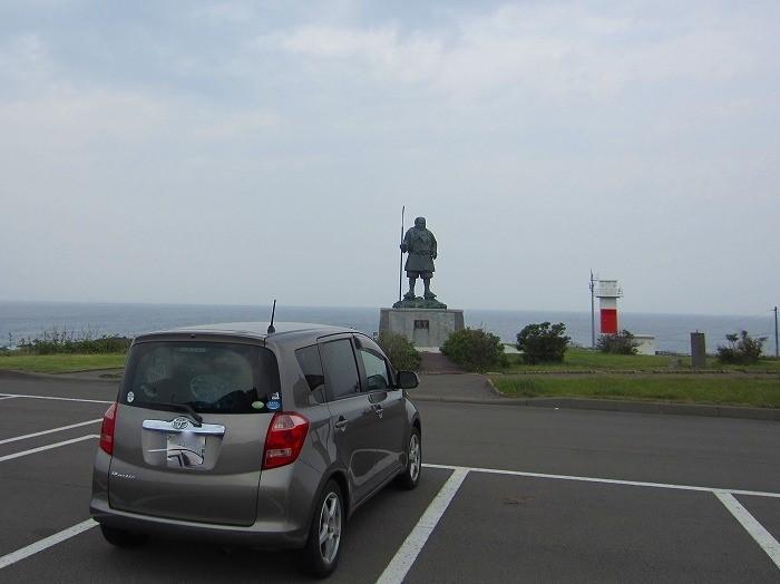 2014 北海道 車中泊の旅 30日目 乙部町~余市町