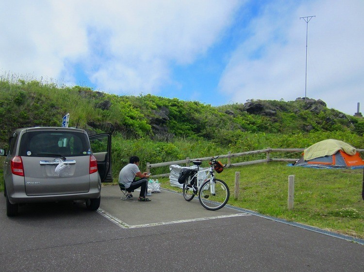 北海道 車中泊の旅 45日目 利尻島