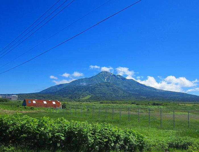 北海道の旅 47日目-2  利尻島 自転車 一周
