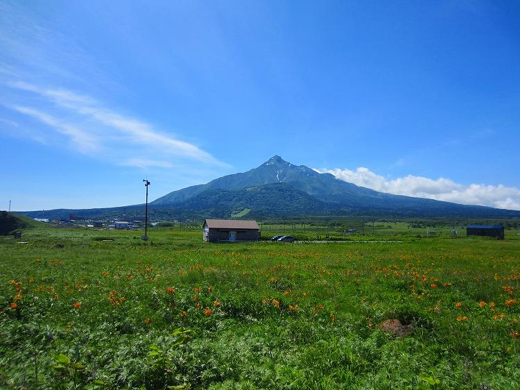 北海道 車中泊の旅 51日目-1 利尻島