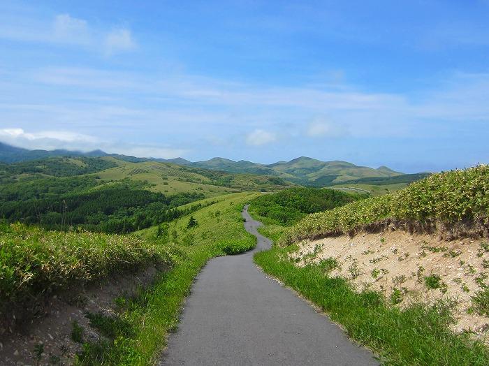 北海道の旅 52日目-1 礼文島自転車一周