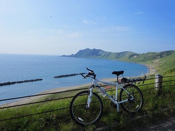 北海道の旅 52日目-3 礼文島 自転車 一周