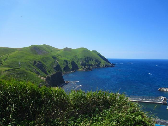 北海道の旅 53日目-2 礼文島 岬めぐりコース