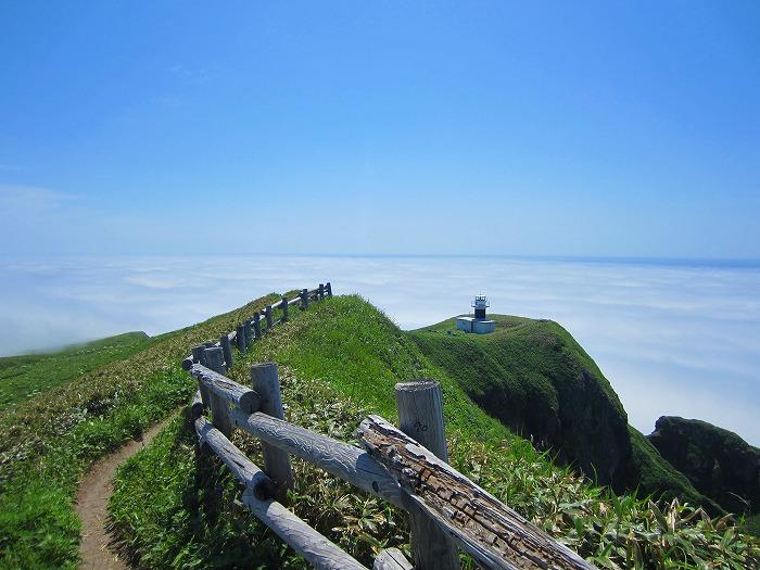 北海道 車中泊の旅 54日目-3 桃岩展望コース