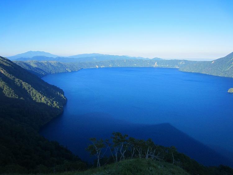 北海道 旅行 55日目-4 一瞬にして霧に包まれた摩周湖