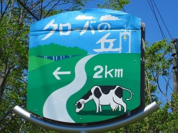 北海道 車中泊の旅 10日目-2 クローバの丘 エサヌカ線
