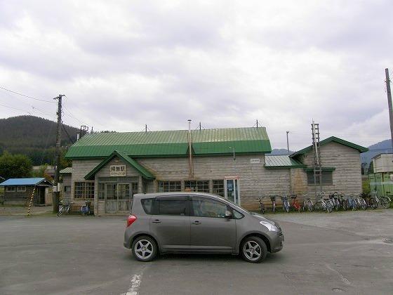 2009年 北海道 車中泊の旅 135日目 糠平温泉~芽室神社~かなやま湖