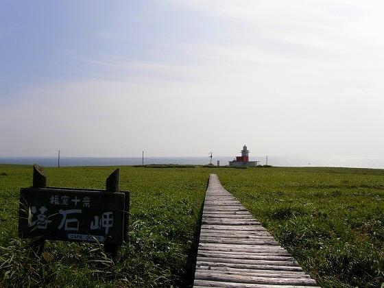 2009年 北海道 車中泊の旅 125日目 霧多布岬~落石岬~納沙布岬