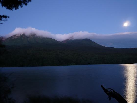 2009年 北海道 車中泊の旅 109日目-2 藻琴山~摩周湖~オンネトー
