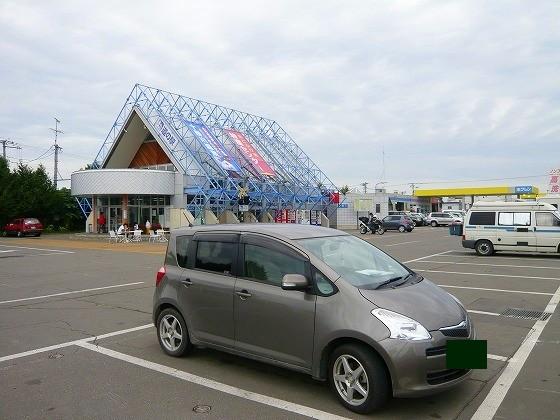 2009年 北海道 車中泊の旅 107日目 帯広に連泊