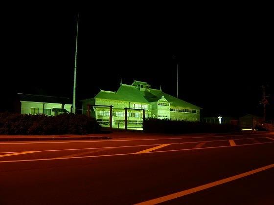 2009年 北海道 車中泊の旅 95日目 幌延町~はぼろ温泉~小平町