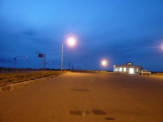 2009年 北海道 車中泊の旅 94日目 枝幸町~音威子府駅そば~幌延町