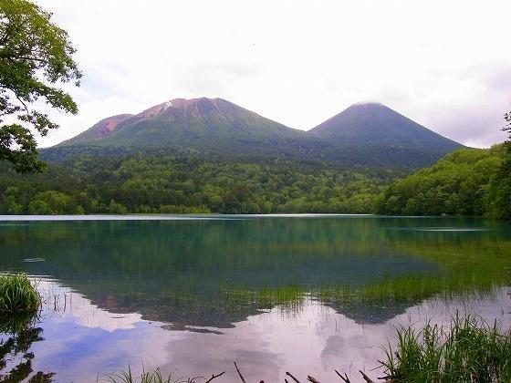 2009 北海道 一人旅 74日目 屈斜路湖~オンネトー道の駅しかおい