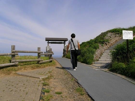 2009 北海道 車中泊の旅 34日目 神威岬~島武意海岸