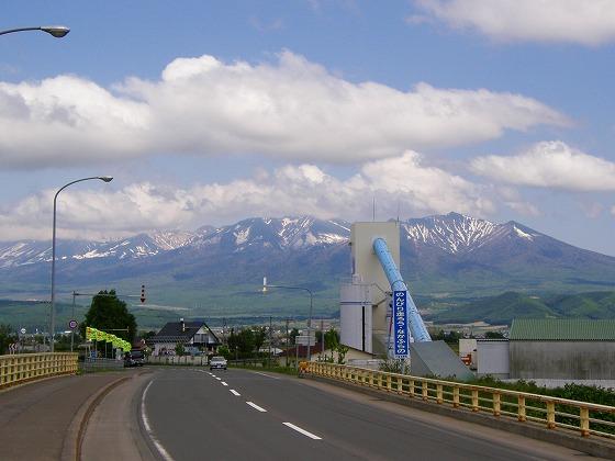 2009 車中泊 一人旅 17日目-2 上富良野~中富良野 サイクリング