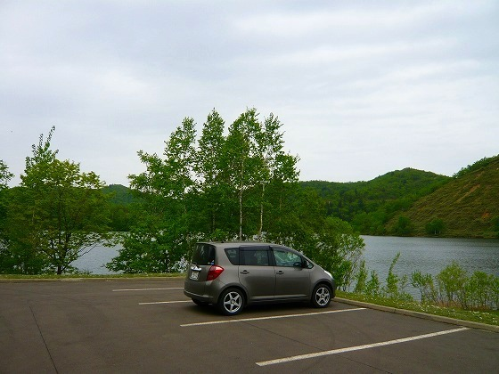 2009年 北海道 車中泊の旅 15日目 幌加内~旭川