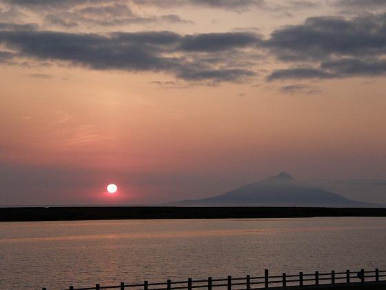 2009年 北海道 車中泊の旅 10日目-2 幌延町サイクリング