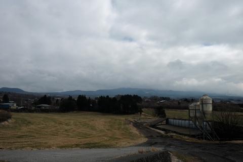 04富士山が見えない富士ヶ嶺