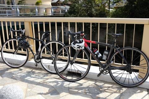 02今日の自転車