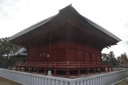 20180216布袋尊 月山寺18