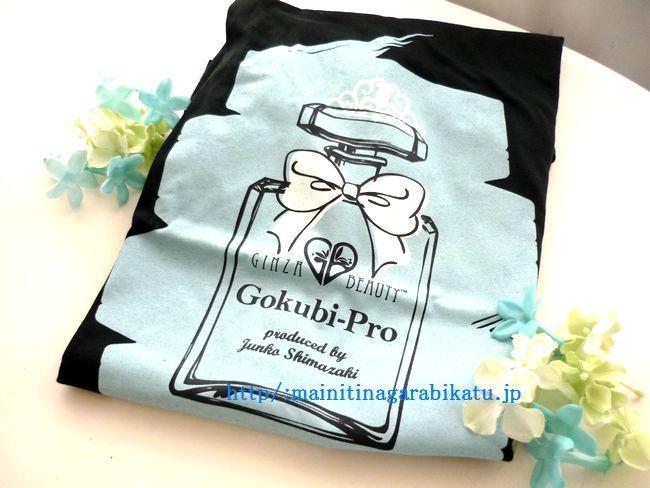 ゴクビプロTシャツ