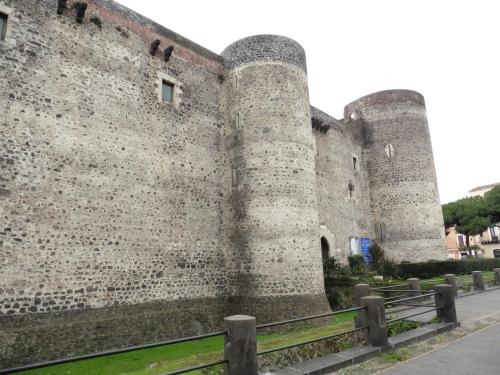 カターニアウルシーノ城砦
