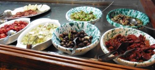 セリヌンテアンティパスト大皿