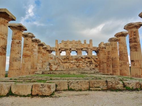 セリヌンテ神殿2