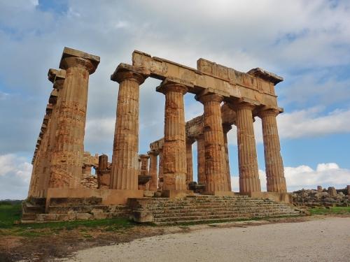 セリヌンテ神殿1
