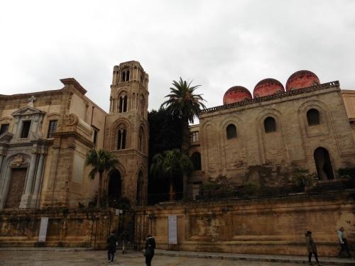 パレルモサン・ジョヴァンニ・デリ・エレミティ教会