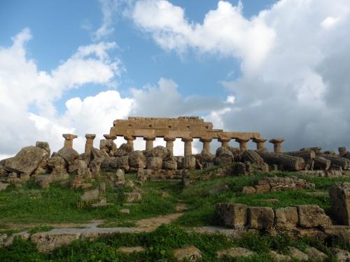 セリヌンテ神殿3