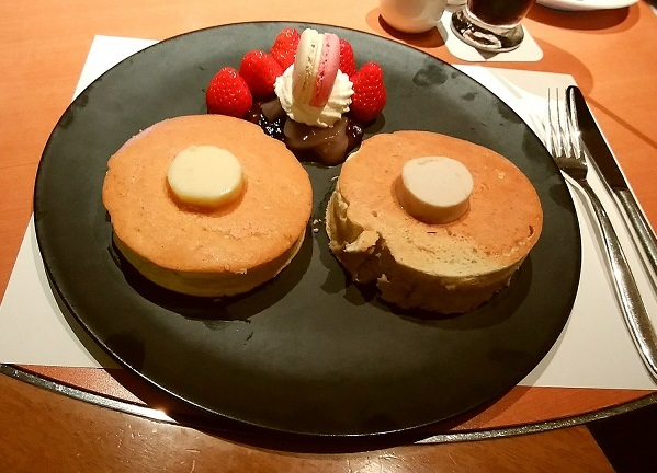 サツキ パンケーキ