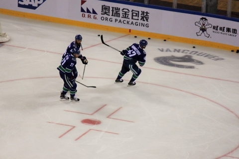 14北京カナックス試合
