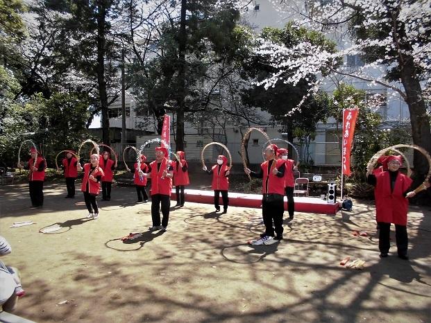 18.3.25 浦和北公園ふれあいまつり (7)