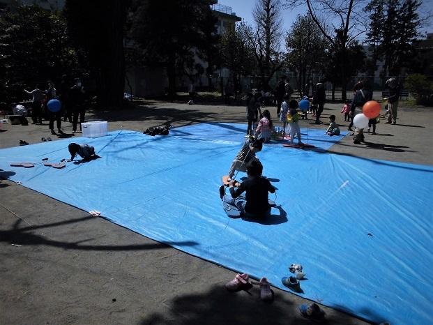 18.3.25 浦和北公園ふれあいまつり (15)