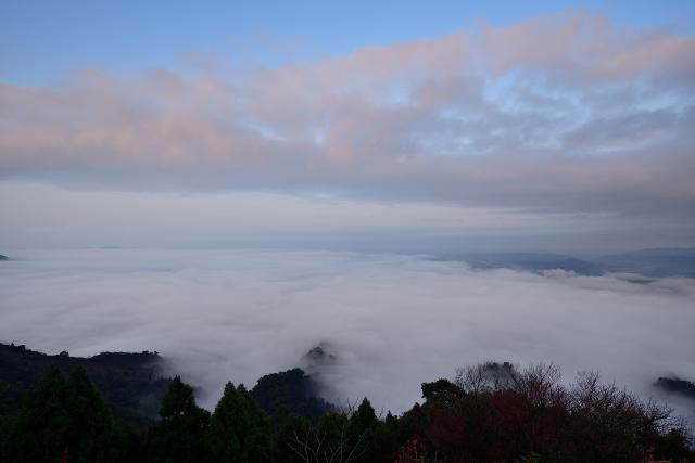 雲海の郷(4)