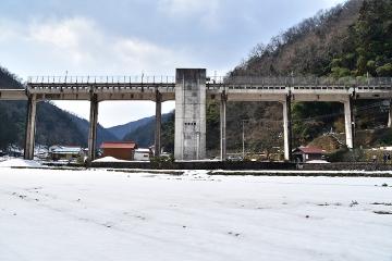 宇都井駅201802(6)
