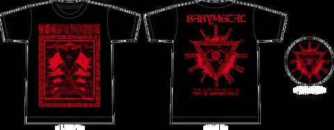 BABYMETALの歴史-Tシャツの歴史(2015)