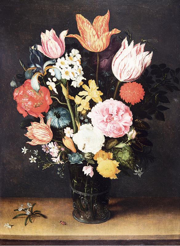 Brughel flower