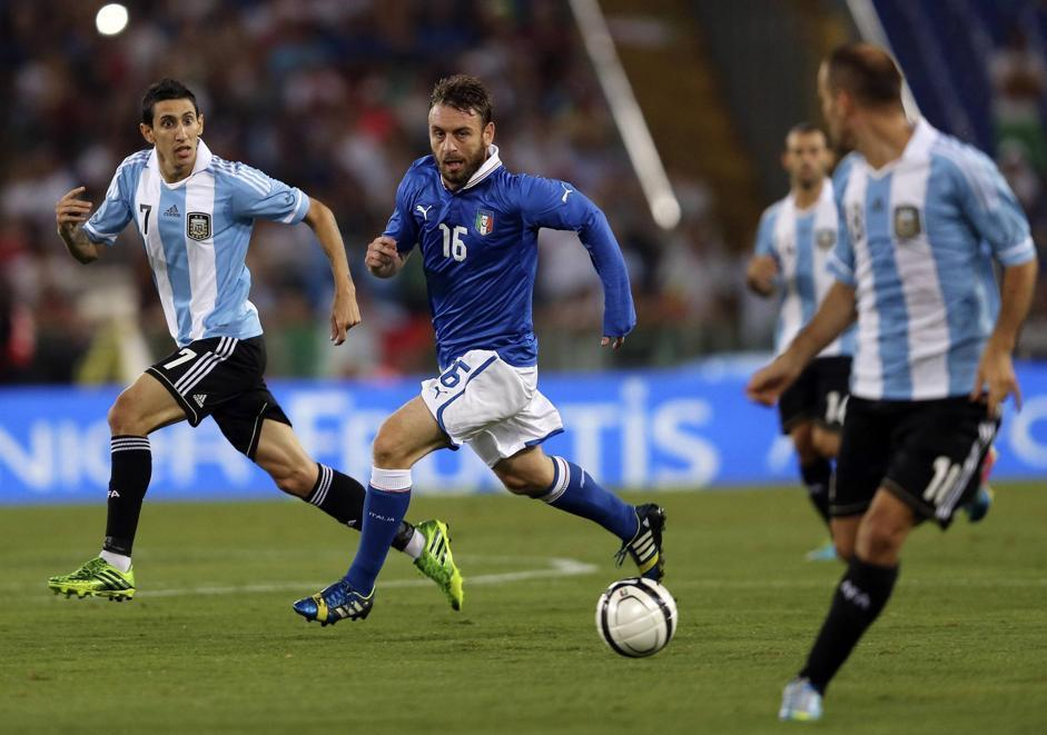 アルゼンチン対イタリア