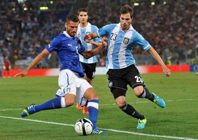 アルゼンチン対イタリア2