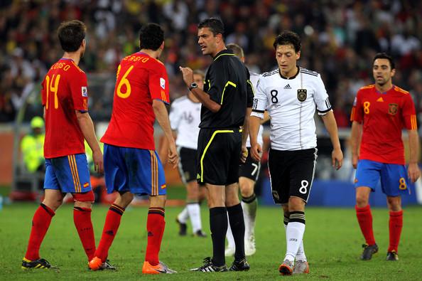 スペイン対ドイツ2