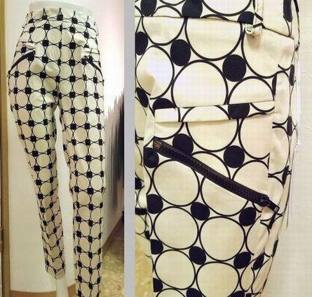 biancoブラウス&スカート2