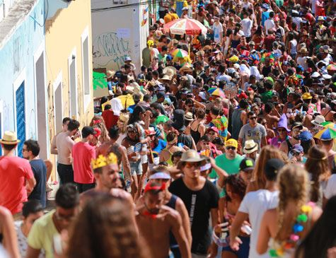 カーニバル2018オリンダ_ストリート