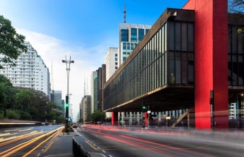サンパウロ市建築マスピ1