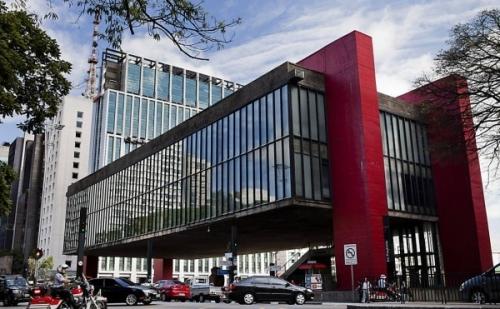 サンパウロ市建築マスピ