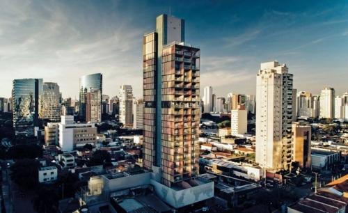 サンパウロ市院内建築フォルマイタイン2017