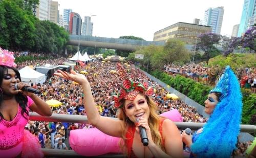 サンパウロのお祭りカーニバル