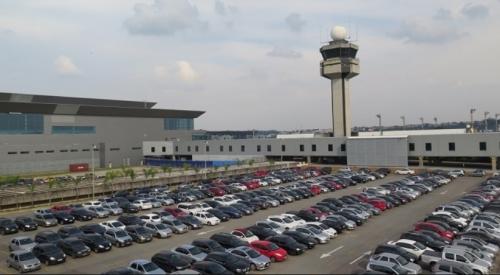 空港パーキングエリア