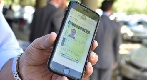 デジタル運転免許証